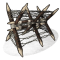 Barbed Wooden Barricade icon.png